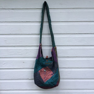 Bolivian Imports Boho Hobo Shoulder Bag
